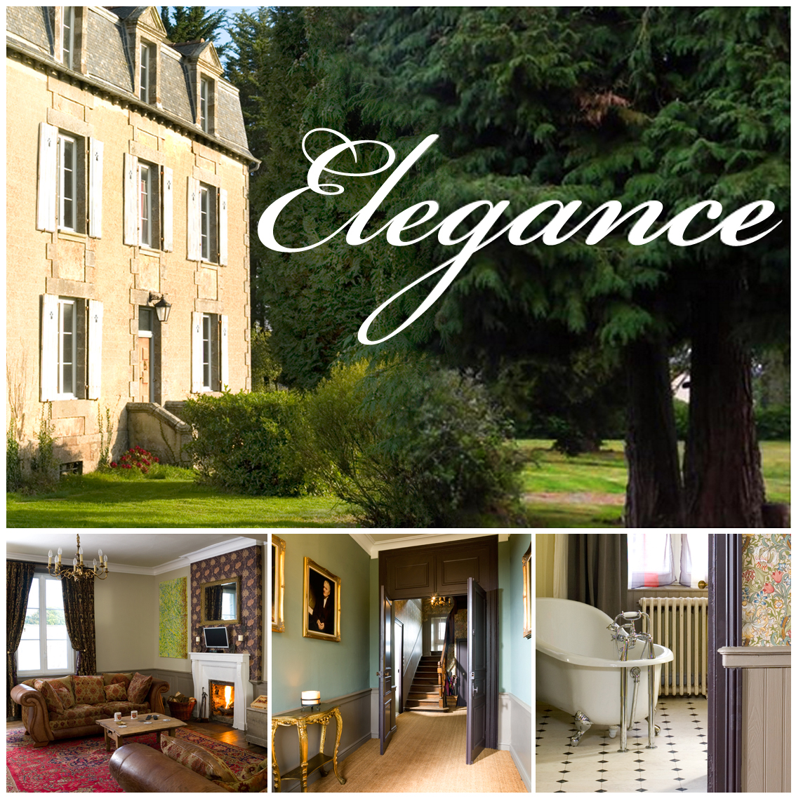 Maison Manoir Meneac Brittany Self Catering Holiday Gite