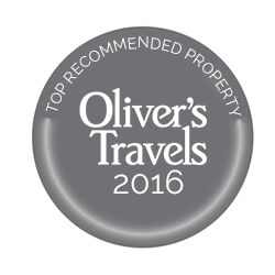 Olivers Travels Maison Manoir Meneac Brittany Self Catering Holiday Gite